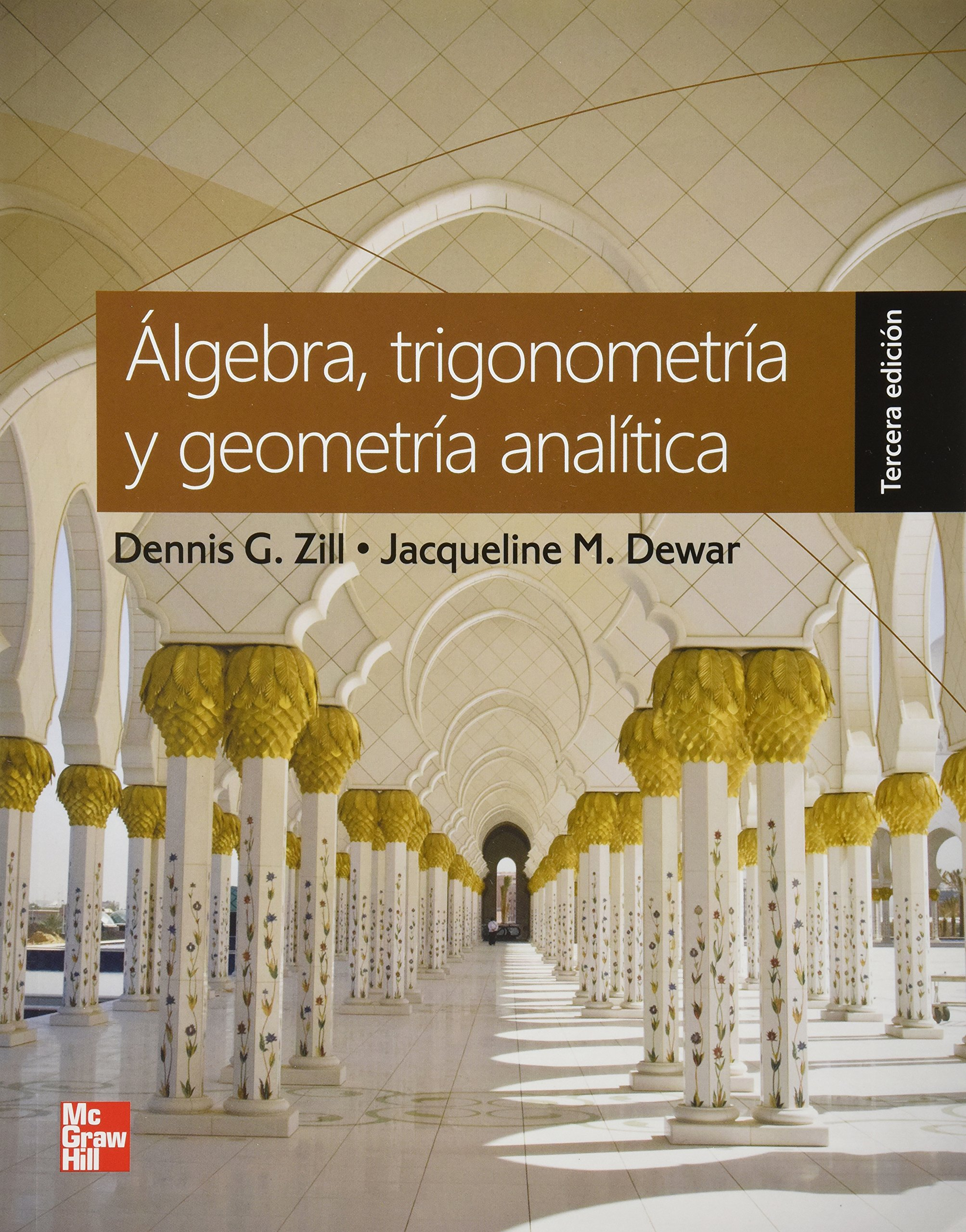algebra and trigonometry zill pdf