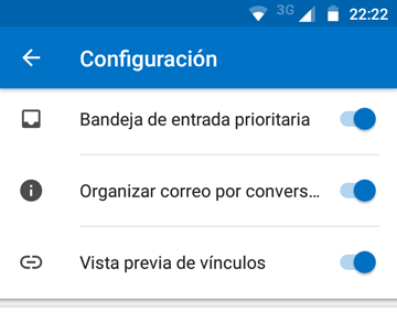 activar vista previa pdf outlook