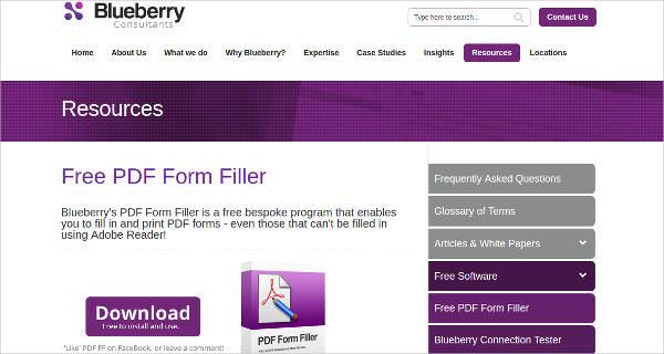 best software to fill pdf forms free