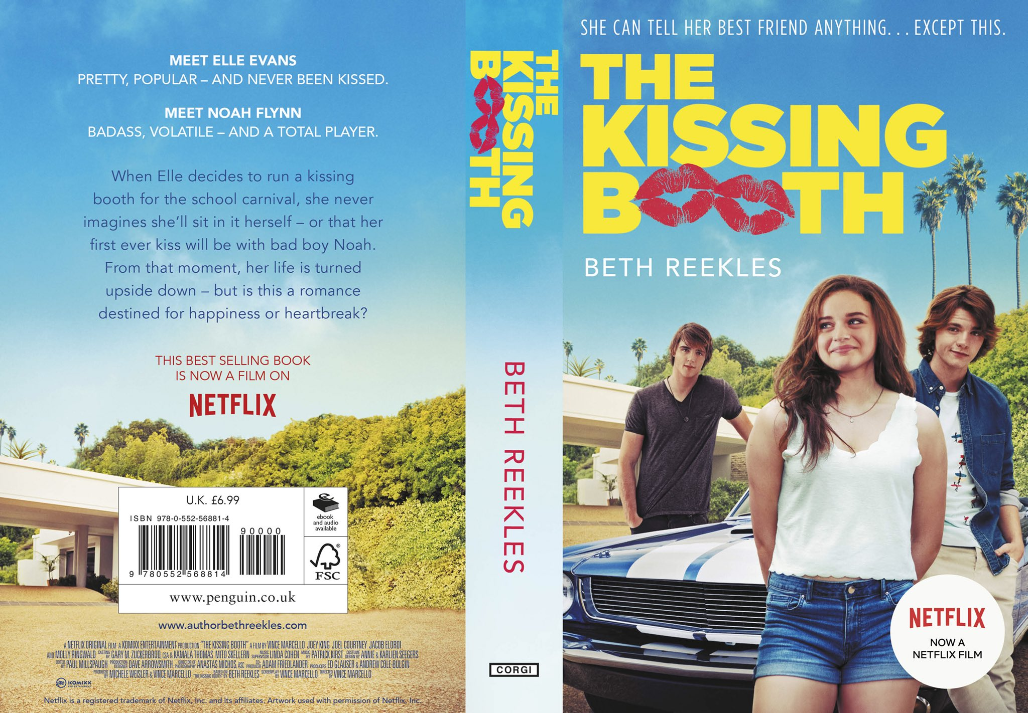 beth reekles kissing booth pdf